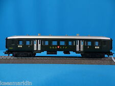 Marklin 4015 348/1 SBB CFF  Light Express Coach Green  opening doors TIN PLATE