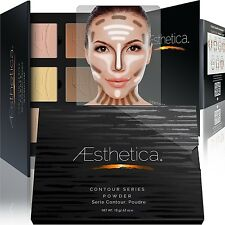 Contour and Highlighting Powder Foundation Palette Contouring Makeup Kit AE100