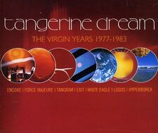Tangerine Dream - Virgin Years: 1977 - 1983 [New CD] Holland - Import