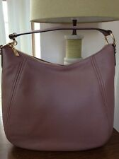 Michael Kors Fulton Large Shoulder Bag In Dusty Rose