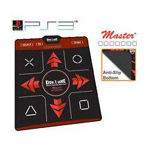 DDR Super Sensitive Master Non Slip Dance Pad for PS3 / PC