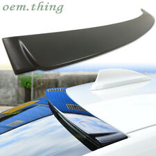 BMW F30 4DR 328i 3-Series Rear Roof Spoiler ABS New 16 Unpainted A Type 335i 328
