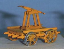 S SCALE WISEMAN MODEL SERVICES T-2221 HAND CAR KIT