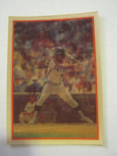 1986 Sportflix #42 Jose Cruz Magic Motion Baseball Card (GS2-b17)
