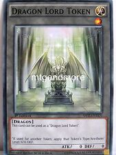 Yu-Gi-Oh - 2x Dragon Lord Token - SR02 - Structure Deck Rise of the True Dragon