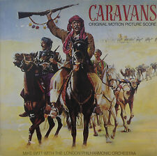 "12"" LP - Mike Batt - Caravans - Soundtrack - k2757 - washed & cleaned"