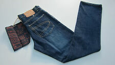"Dr Denim Jeans A MATTER OF LIFE OR DENIM.! 14oz Vintage Jeans 32"" Waist 34"" Leg"