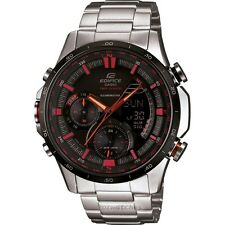 CASIO EDIFICE TWIN SENSOR MENS WATCH NEON ILLUMINATOR ERA-300DB-1A ERA-300DB-1AV