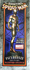 Bowen Designs Spider-man Faux Bronze Marvel Comics Statue New from 2008