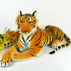 Lifelike Tiger Plush Animal Doll Children Kids Simulation Stuffed Toy Doll New