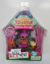 Mini Lalaloopsy Silly Funhouse Sahara Mirage with Tent #1 Series 10 MGA NEW