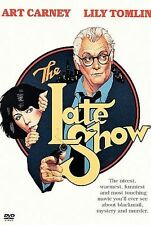 THE LATE SHOW rare Classic Comedy dvd LILY TOMLIN Art Carney BILL MACY 1976