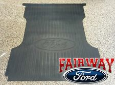 99 - 16 F-250 F-350 Super Duty OEM Genuine Ford Heavy Duty Rubber Bed Mat 6-3/4'