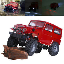 ​Rc Car 1/10 Scale Electric 4wd Off Road Rock Crawler Rock Cruiser Climbing_US