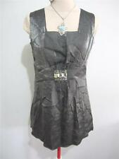 """GRACE HILL Evening Cocktail """"NWT"""" DRESS Sz 10 Silver Work Corporate rrp $79.95"""