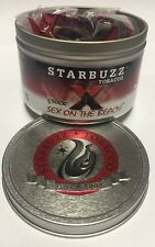 SEX ON THE BEACH Starbuzz 100 gram  Hookah flavor nicotine Free Molasses