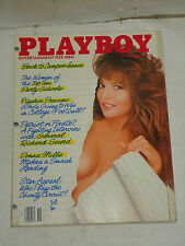 """Playboy Magazine October 1987 """"Cover: Back to Campus Issue"""" SNY,CAT,ES"""