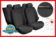 TAILORED SEAT COVERS for SKODA OCTAVIA  2004-2013  Full set  (112a)