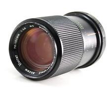 Vivitar MC 70-150mm MACRO Zoom Lens Pentax K PK Mount Film/Digital