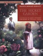 The Secret Garden (Kingfisher Classics)-ExLibrary