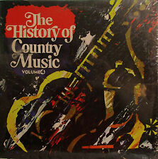 History of Country Music v.4 (Leroy Van Dyke,Sonny James,Johnny Cash,Faron Young