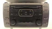 Original Mazda 6 Radio Tuner Receiver AM-FM-6 CD GEG4 66 9RX
