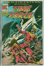 Pacific Comics Bold Adventure #1 October 1983 Time Force F