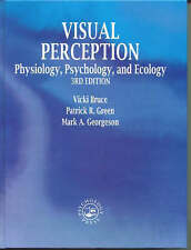 Visual Perception: Physiology, Psychology and Ecology by Mark Georgeson, Patr...