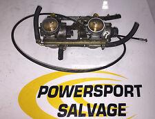 Arctic Cat F6 F7 Firecat 600 700 Sabercat Crossfire M6 M7 Carburetor Carbs Dual