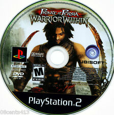 Prince of Persia: Warrior Within (PlayStation PS2) Your Fate is Written! *READ*