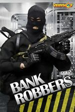 Very Hot Bank Robbers Set 1/6 IN STOCK