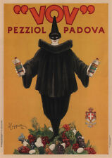 VOV, Vintage Leonetto Cappiello Liquor Advertising Rolled CANVAS PRINT 24x32 in.