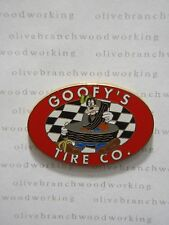 WDW 2005 Disney Car Racing GOOFY'S TIRE COMPANY CO Race Time Suprise Release Pin