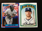 2013 Topps Archives San Diego Padres Base Team set 2