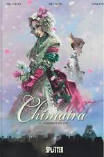 Chimaira 1887 2, astillas
