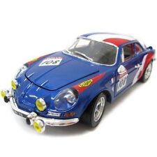 NEW F/S Alpine Renault A110 1600S Rally (blue) by Bburago 1:18 series