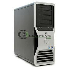 Dell Precision T7400 Workstation 2x Xeon 5130 2.0GHz 8GB 500GB 8400GS Win 7