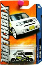 2011 Matchbox MBX City Record Music Nissan Cube Car NIB 2 of 10 NIP