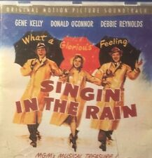 Singin' In The Rain original Motion Picture Soundtrack Rhino Re-Issue CD VGC