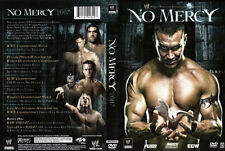 Official WWE No Mercy 2007 DVD