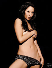 Lucy Liu  photo print  A4 size