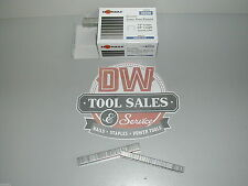 """5012C Staples 1/2"""" Crown 3/8"""" Length Galvanized for Duo Fast 50 Series (5,000)"""