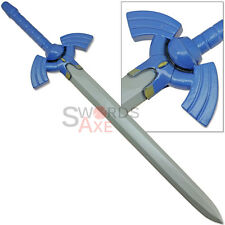 Legend of Zelda Foam Sword Twilight Princess & Ocarina of Time Master Longsword