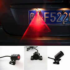 Anti Collision Rear-End Crash Caution Fog Driving RED Laser Beam Light BMW E46
