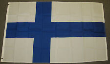 3X5 FINLAND FLAG FINNISH FLAGS COUNTRY NEW EU F139