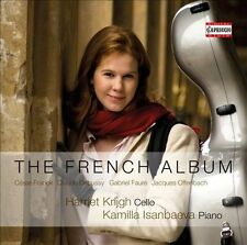 The French Album (CD, Mar-2012, Capriccio Records)