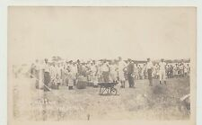 Camp Pendelton Leon Nicaragua 1912 Chow Line for troops to quell uprising.