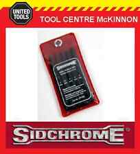 SIDCHROME SCMT27130 5pce NAIL PUNCH SET – MADE IN AUSTRALIA
