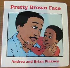 Pretty Brown Face by Andrea Davis Pinkney (1997, Board Book) Qty 44