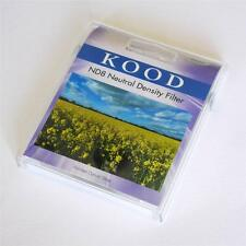 KOOD 67MM SLIM MOUNT ND8 OPTICAL GLASS NEUTRAL DENSITY FILTER